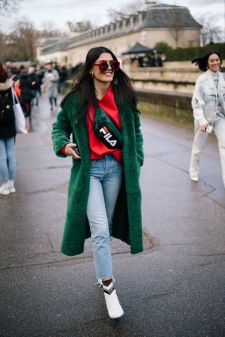 40 Fashionable Green Outfits Ideas 4