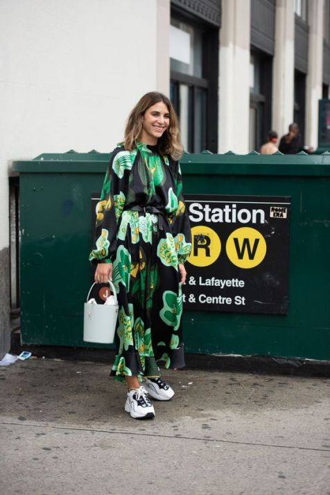 40 Fashionable Green Outfits Ideas 45