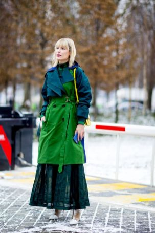 40 Fashionable Green Outfits Ideas 5