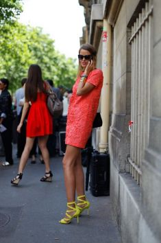 40 How to Wear Neon Shoes Ideas 24