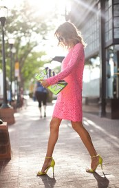 40 How to Wear Neon Shoes Ideas 26