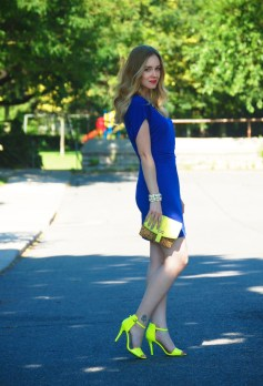 40 How to Wear Neon Shoes Ideas 28