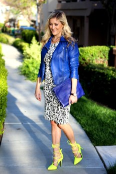 40 How to Wear Neon Shoes Ideas 36