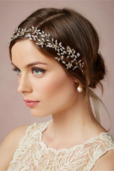 40 Natural Wedding Makeup Ideas 10