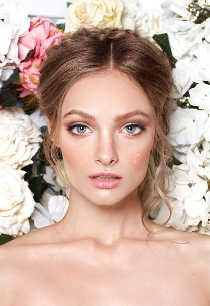 40 Natural Wedding Makeup Ideas 22