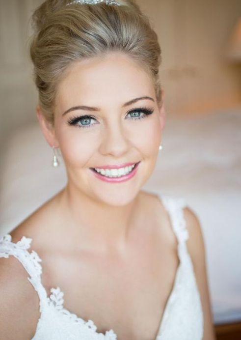 40 Natural Wedding Makeup Ideas 40
