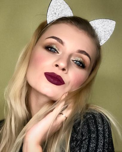 40 Night Party Makeup Look You Should Try 18