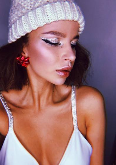 40 Night Party Makeup Look You Should Try 28