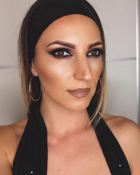 40 Night Party Makeup Look You Should Try 32