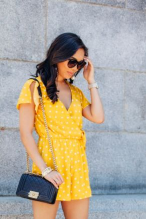 40 Polka Dot Dresses In Fashion Ideas 19