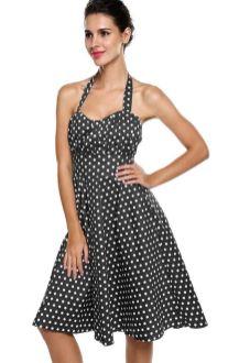 40 Polka Dot Dresses In Fashion Ideas 27