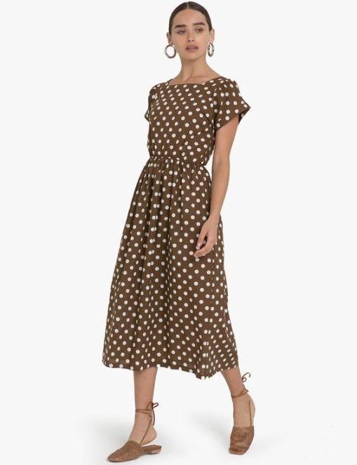 40 Polka Dot Dresses In Fashion Ideas 39