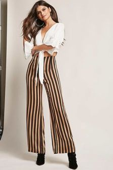 40 Ways to Wear Palazzo Pants for Summer Ideas 29