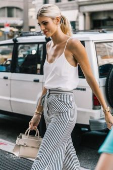 40 Ways to Wear Palazzo Pants for Summer Ideas 45