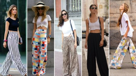 40 Ways to Wear Palazzo Pants for Summer Ideas