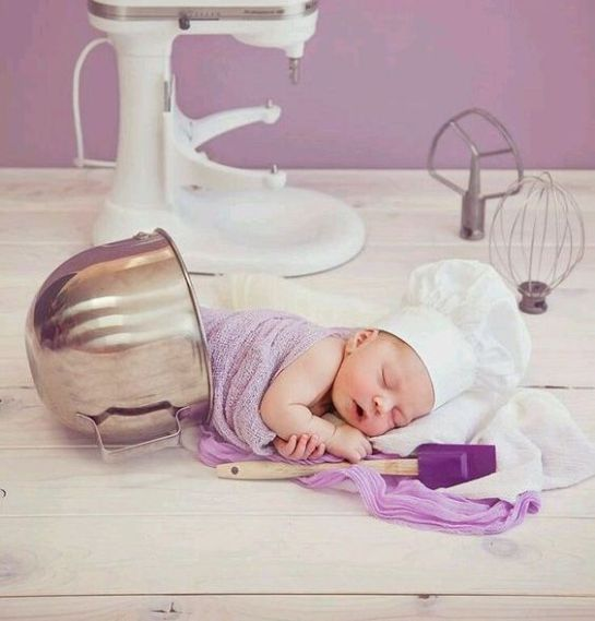 50 Cute Newborn Photos for Baby Girl Ideas 4