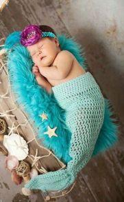 50 Cute Newborn Photos for Baby Girl Ideas 45