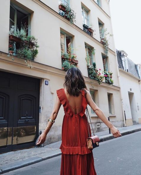 50 Fashionable Red Outfit Ideas 15