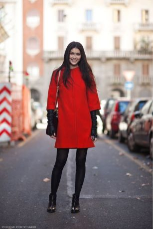 50 Fashionable Red Outfit Ideas 50