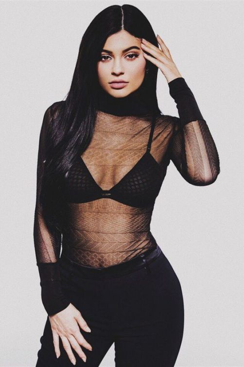 50 How to Wear Black Mesh Tops in Style Ideas 8