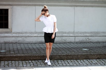 50 Ways to Wear Perfect Black and White in Fashion Ideas 40