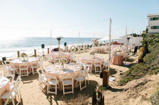 60 Beach Wedding Themed Ideas 10