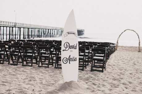 60 Beach Wedding Themed Ideas 23