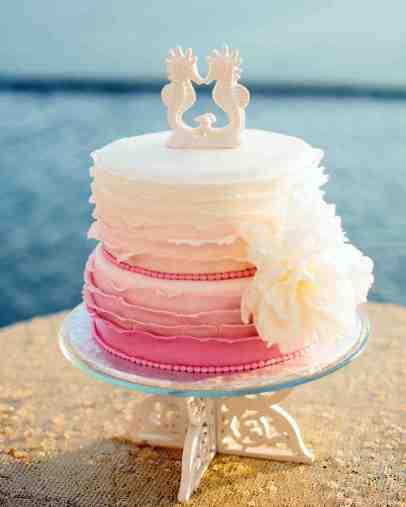 60 Beach Wedding Themed Ideas 40
