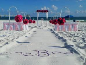 60 Beach Wedding Themed Ideas 51