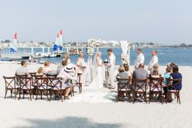 60 Beach Wedding Themed Ideas 56