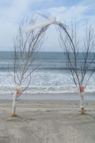 60 Beach Wedding Themed Ideas 57