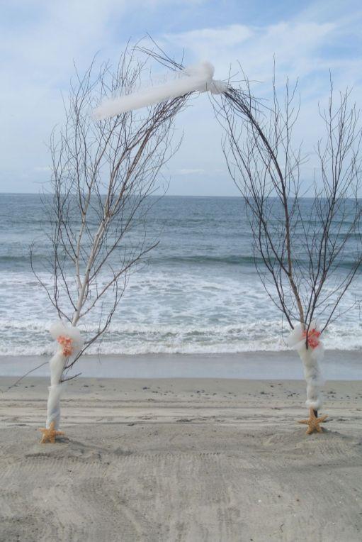 60 Beach Wedding Themed Ideas 57