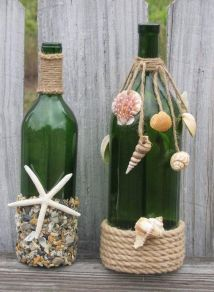80 Ways to Reuse Your Glass Bottle Ideas 11