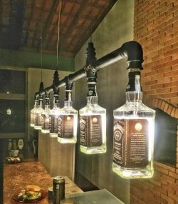 80 Ways to Reuse Your Glass Bottle Ideas 16