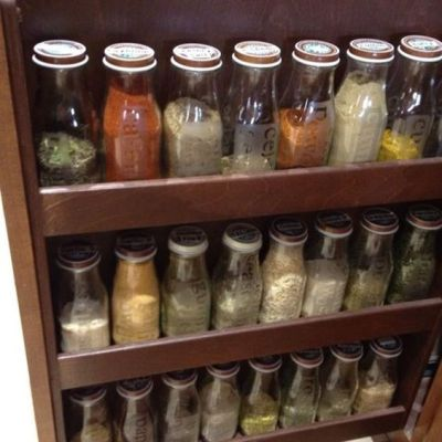 80 Ways to Reuse Your Glass Bottle Ideas 17