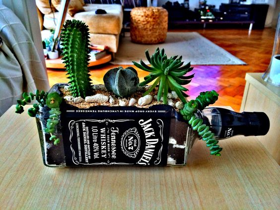 80 Ways to Reuse Your Glass Bottle Ideas 25