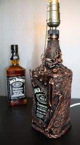 80 Ways to Reuse Your Glass Bottle Ideas 38