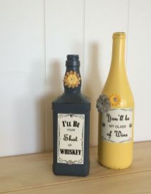 80 Ways to Reuse Your Glass Bottle Ideas 4