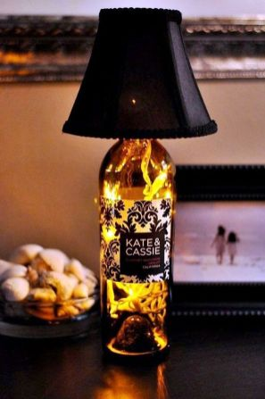 80 Ways to Reuse Your Glass Bottle Ideas 53