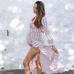 40 How to Look Stylish for Pregnant Women Ideas 2