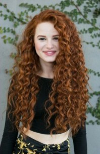 40 Loose Curly Natural Hairstyle Ideas 41