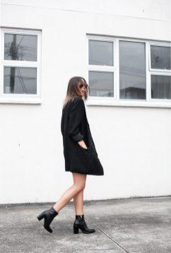 40 Ways to Wear Oversized Blazer for Women Ideas 14