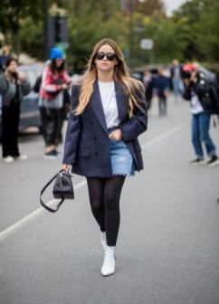 40 Ways to Wear Oversized Blazer for Women Ideas 17