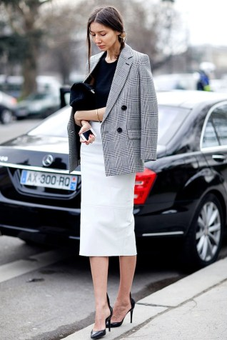 40 Ways to Wear Oversized Blazer for Women Ideas 24
