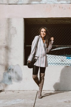 40 Ways to Wear Oversized Blazer for Women Ideas 28
