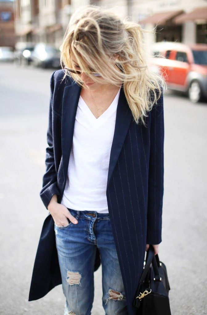 40 Ways to Wear Oversized Blazer for Women Ideas 31