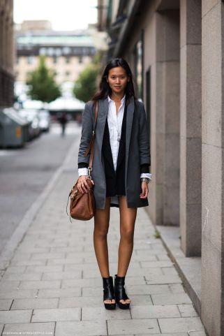 40 Ways to Wear Oversized Blazer for Women Ideas 38