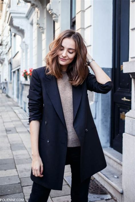40 Ways to Wear Oversized Blazer for Women Ideas 40