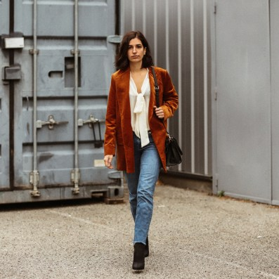 40 Ways to Wear Oversized Blazer for Women Ideas 47