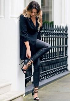 40 Ways to Wear Oversized Blazer for Women Ideas 6